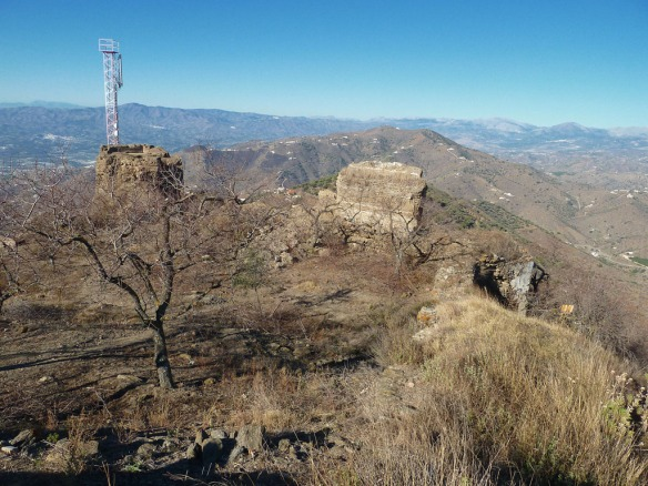 Castillo de Bentomiz 1